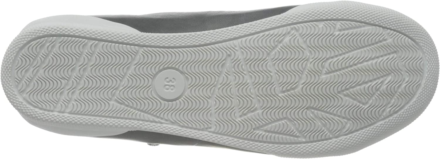 Andrea Conti Women's 0345724 Trainers, Mint Grey Anthrazit 032