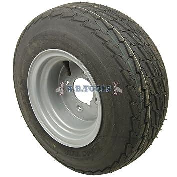"""Rueda y neumático para remolque de 20,5 x 8,0 a 10 4"""""""