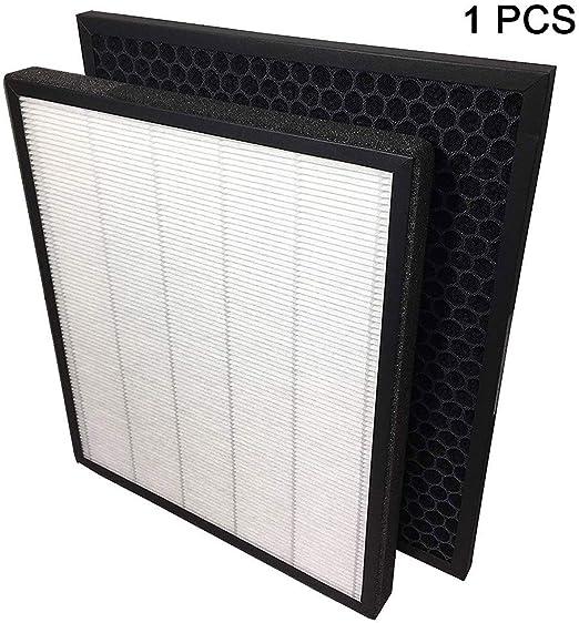 Mooyod 1/2 Paquete Recambio Filtro Activo Carbono Filtros para LV ...