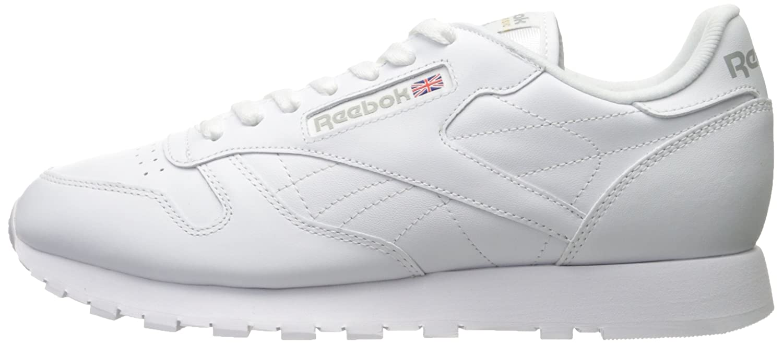 Reebok Mens Classic Leather Ripple Trail Sneaker