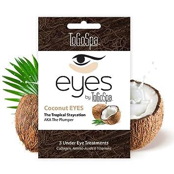 Bamboo Charcoal Eyes - 1 Pack - 3 Pair Bliss Fabulips Glossy Lip Balm, Citrus Mint