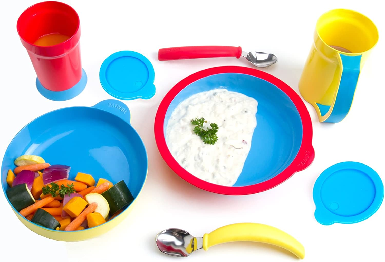 Sha Design Eatwell Assistive Tableware