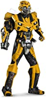 Theatrical Quality Transformers 3 Bumblebee Costume Men