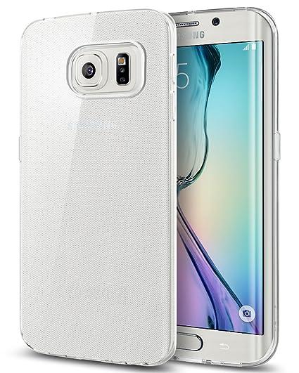 Cas À Cristaux Liquides Voor De Samsung Galaxy S6 - Cristal Clair cDoigQ