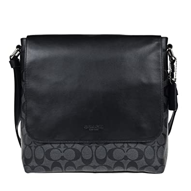 432f871c7192 Amazon.com  COACH shoulder inclined shoulder bag F54771 male money ...