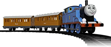 Amazon.com: Lionel Thomas & Friends Battery-powered Model Train ...