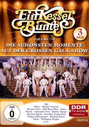 Ein Kessel Buntes 3 [3 DVDs]: Amazon.de: Bad Boys Blue, Blue System ...