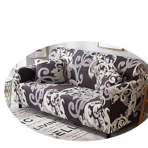 Funda de sofá elástica para sillones y sofás, 1 Unidad ...