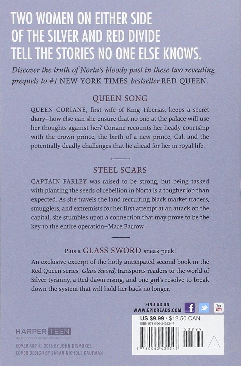 Glass Sword Book Pdf
