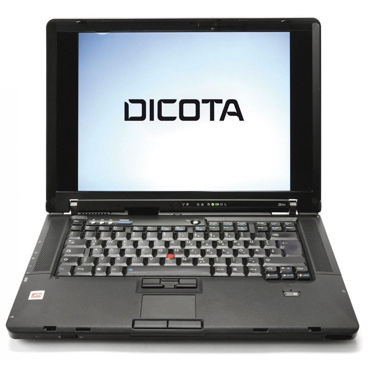14 Zoll Dicota Secret 16:9 D30317 Displayschutz 36,8cm
