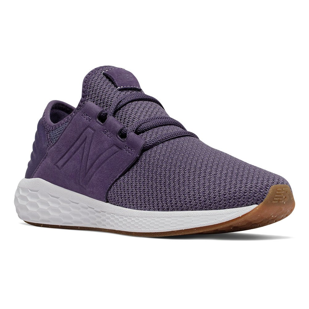New Balance Women's Cruz V2 Fresh Foam Running Shoe B075R7YV3P 5.5 B(M) US|Wild Indigo/Wild Indigo
