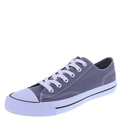 60af204152 Airwalk Men s Grey Canvas Men s Legacee Sneaker 6 Regular