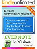 Evernote for Windows: The Most Comprehensive Guidebook (2013) (English Edition)