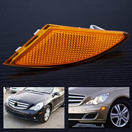 Daphot-Store - New Car Left Bumper Turn Signal Light Fit for