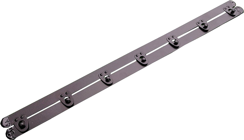Item4ever 10 Sets Corset Busk Steel Boning 14, Black