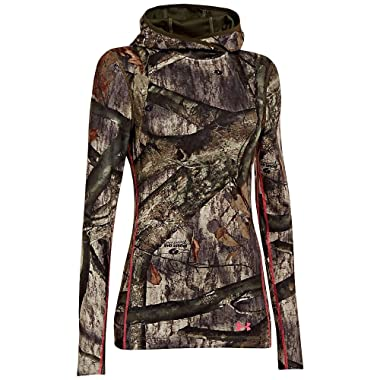Under Armour UA Coldgear Infrared Scent Control Evo Hoody - Women's