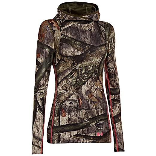 3b68c4de4c42 Under Armour UA Coldgear Infrared Scent Control Evo Hoody - Women s  Realtree AP-Xtra