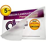 5 Mil Double Letter Laminating Pouches 11-1/2 x 17-1/2 Qty 100 Hot Laminator Sleeves