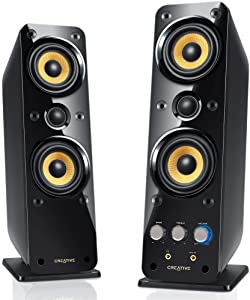 Creative GigaWorks T40 Series II 2.0 Desktop Multimedia Speaker System with BasXPort Technology