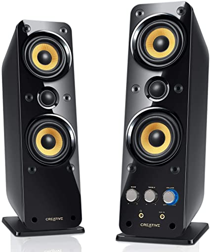 amazon com creative gigaworks t40 series ii 2 0 multimedia speaker