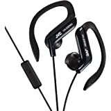 JVC HAEBR80B Sports Clip Headphones (Black)