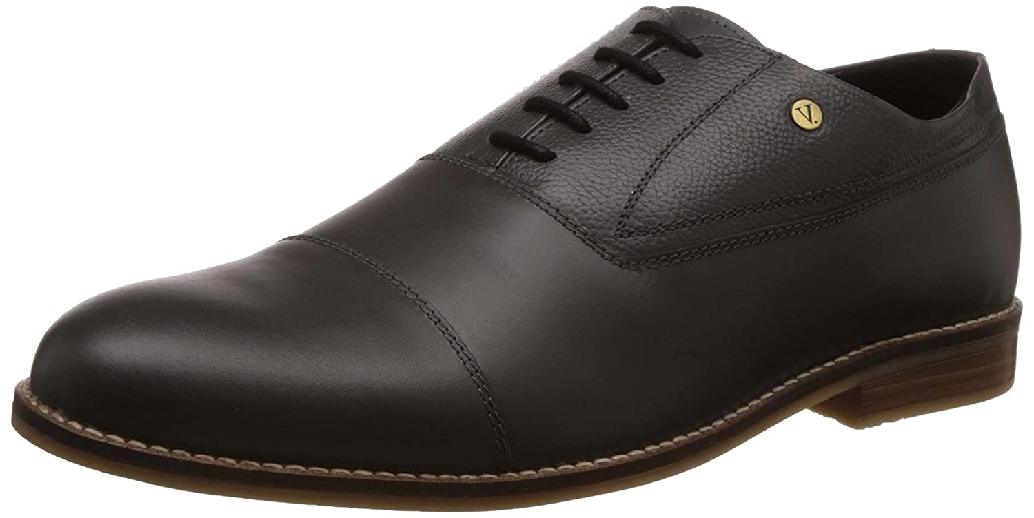 Van Heusen Men's Leather Formal Shoe