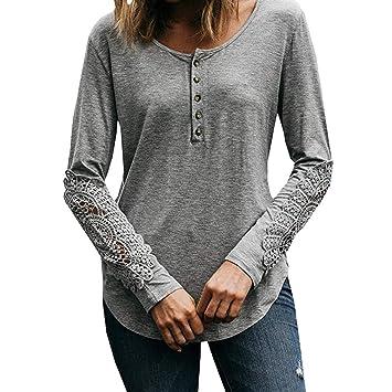 Mujer blusa Otoño Bohemian Imprimir playa estilo suelto y suave casual moda ropa de calle,