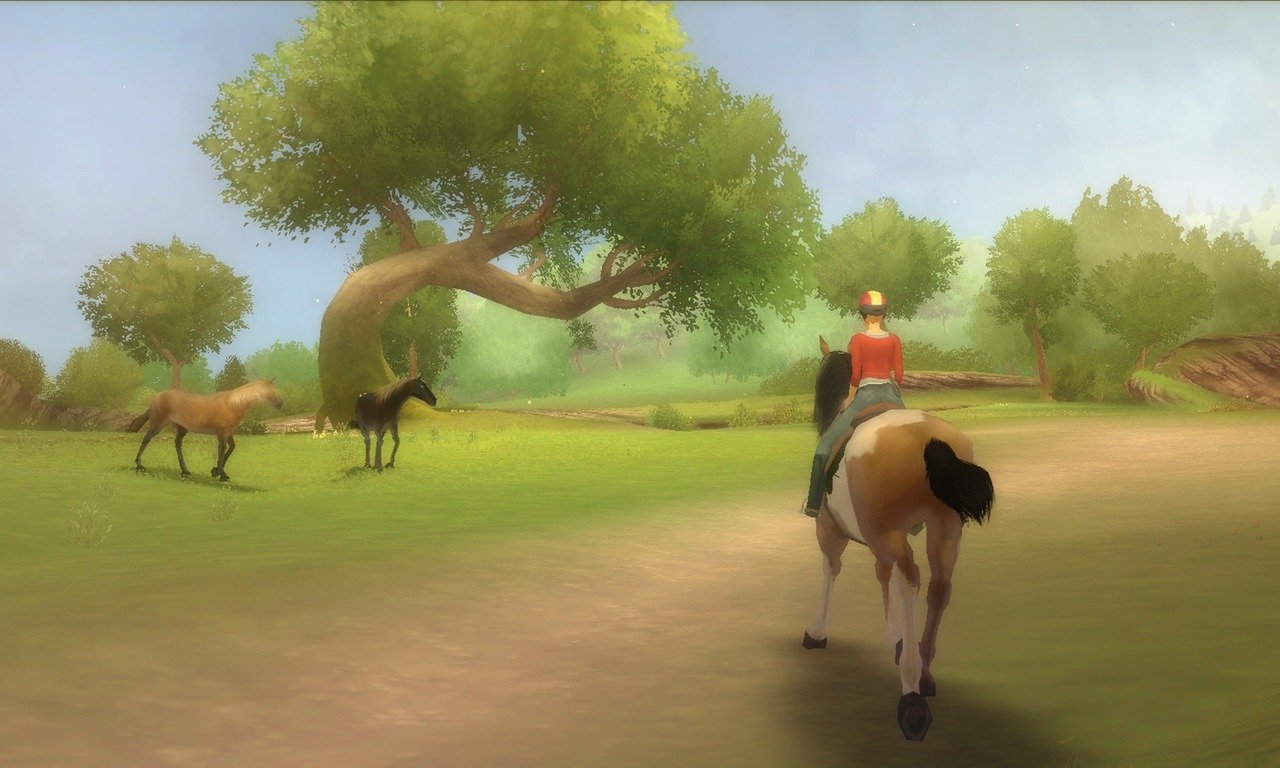 jeux cheval sauvage