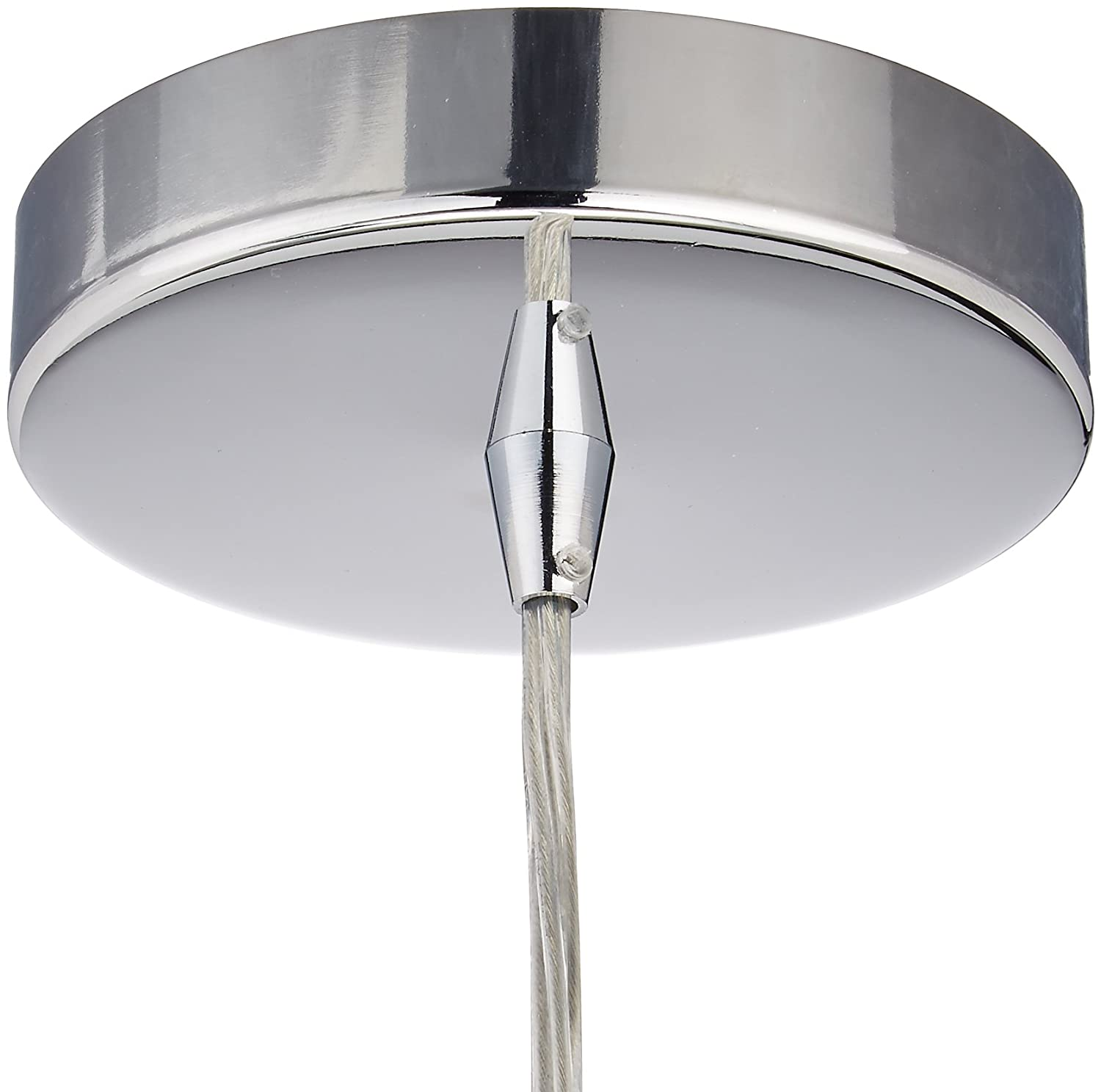 elk 313381vinw twister 1light pendant with vine wrap glass shade 5 by 10 inch polished chrome finish ceiling pendant fixtures amazoncom