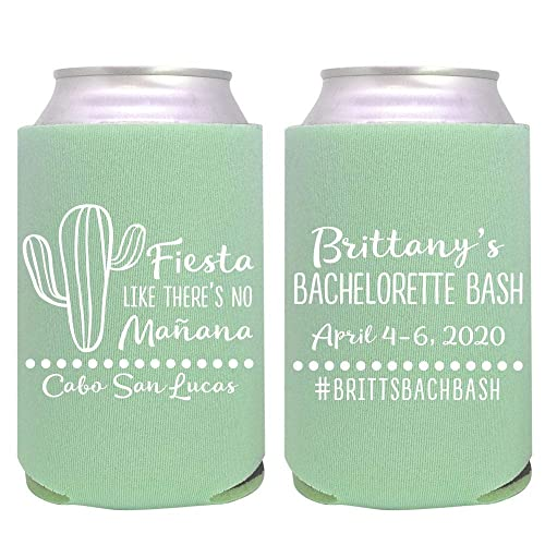 Fiesta Bachelorette Party Can Coolies