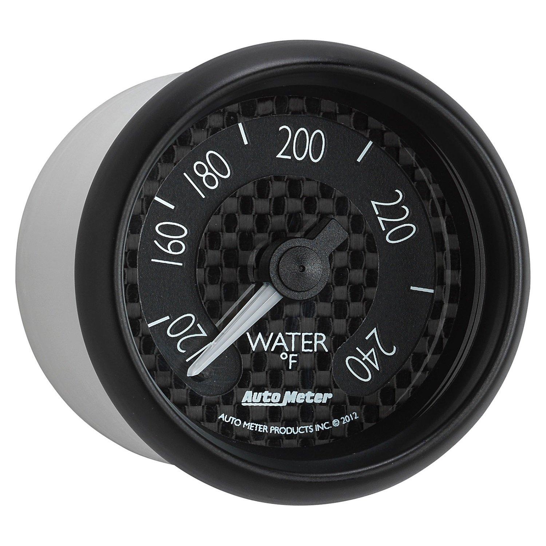 Auto Meter 8032 GT Series Mechanical Water Temperature Gauge by Auto Meter (Image #8)