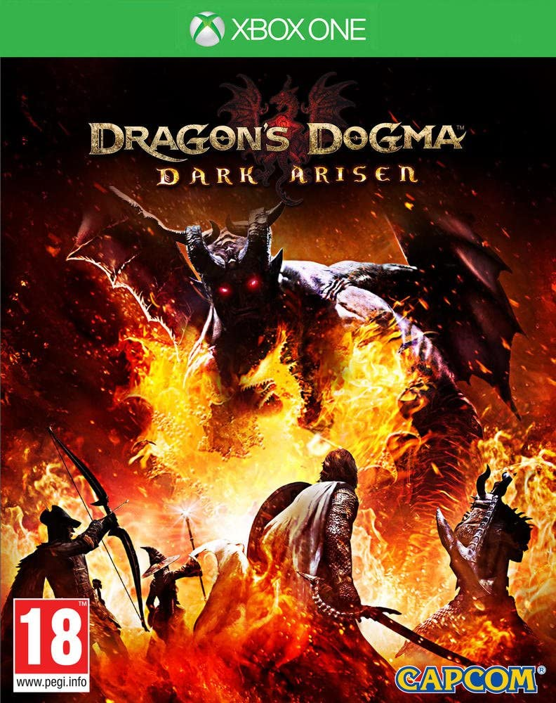 JEU Consola Capoms DragonS Dogma Dark Arisen XB1: Amazon.es: Informática