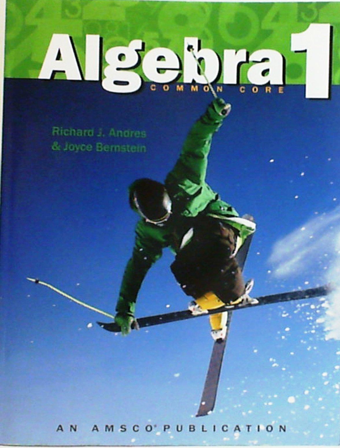Download Algebra 1 Common Core pdf