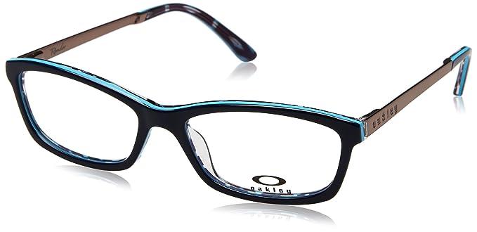 Oakley Render, Monturas de Gafas para Mujer, Marrón, 53
