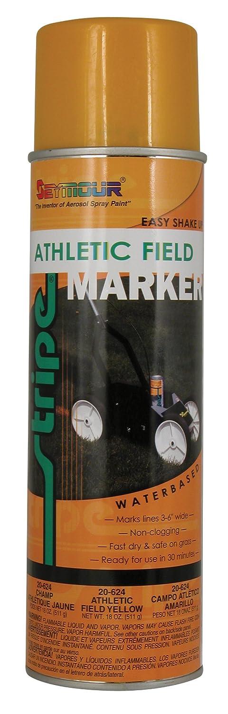 Seymour 20-644 Stripe Athletic Field Marker, White - Spray Paints - Amazon.com