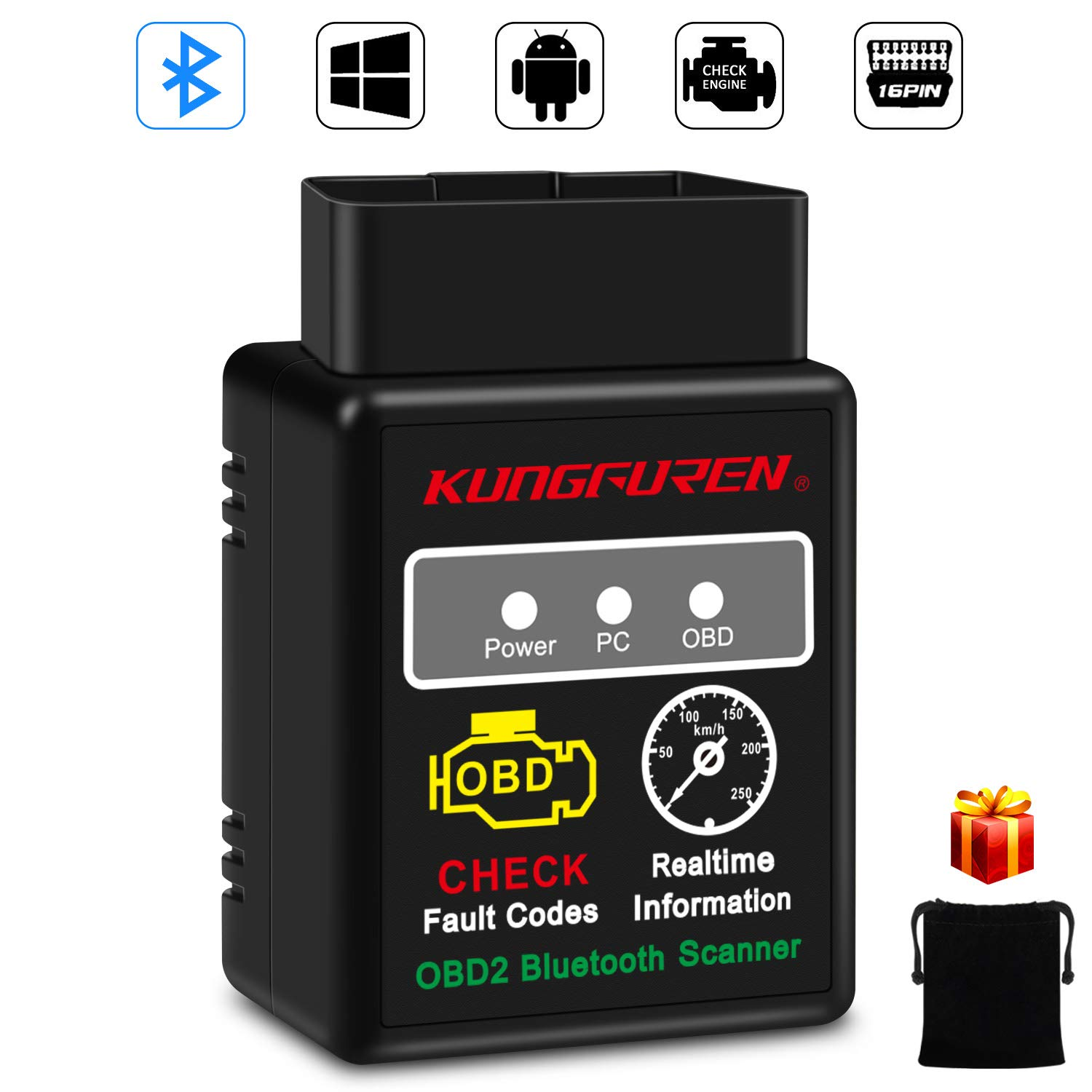 Best Rated in OBD-II Engine System Diagnostic Tools