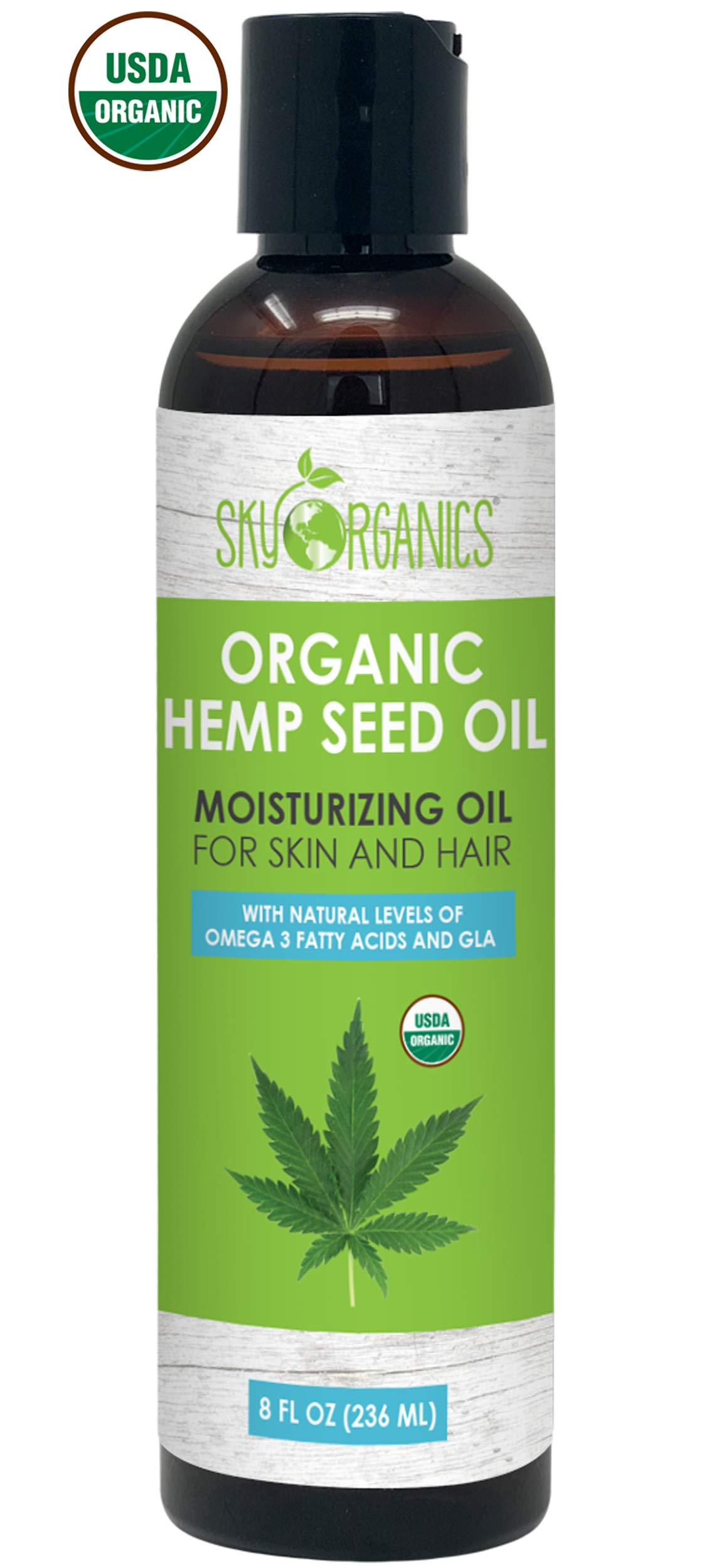 Organic Hemp Oil By Sky Organics Parent