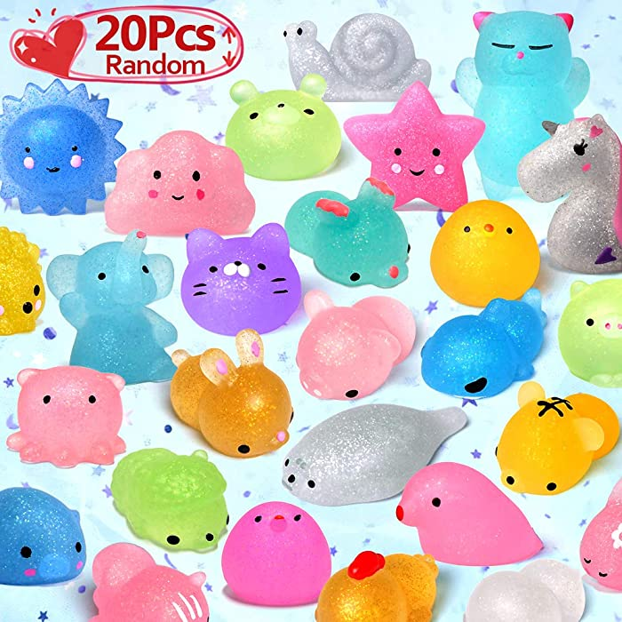 Top 10 Medium Squishies Pack Animal Food