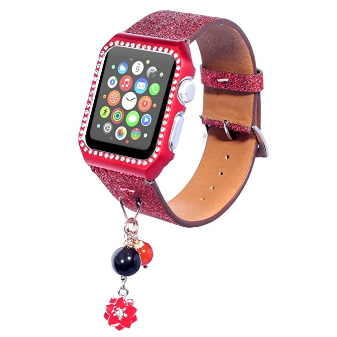 Ztongy - Correa de repuesto para Apple Watch de 42 mm ...