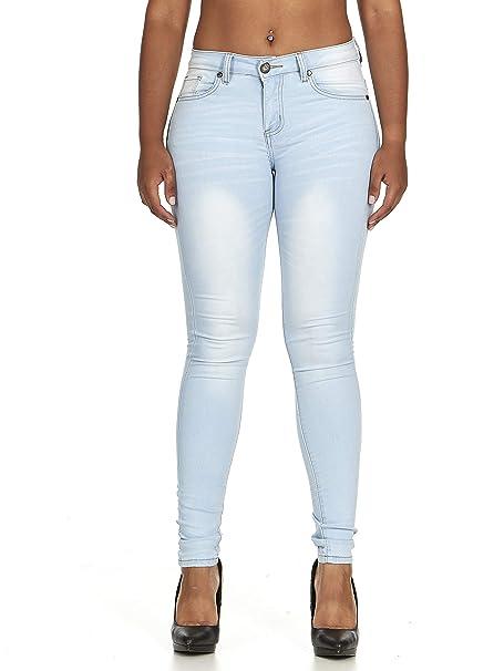VIP JEANS Womens Skinny Jeans