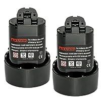 NeBatte Li-ion Battery Replacement for Dyson V6 DC58 DC59 DC61 DC62 DC72 DC74 Cordless Vacuum Cleaner