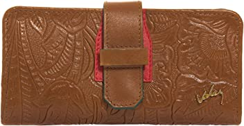 Velez Women Genuine Leather Wallet Credit Card Holder | Billetera Cuero Mujer