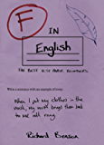 F in English: The Best Test Paper Blunders