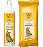 Burt's Bees For Cats Dander Reducing Spray and