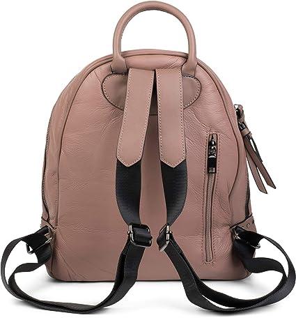 Rucksack In Stylebreaker Metallic Stepp Optik Handtasche Und N0mnw8