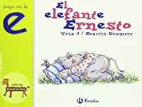 El Elefante Ernesto: Juega Con La E (Castellano -