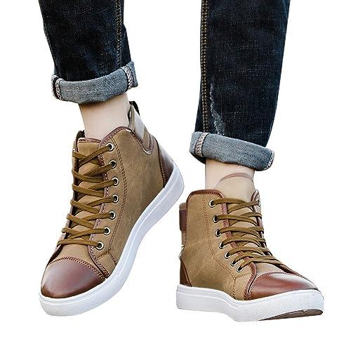 d663ee8cdf93ec Women Men s High Top Vintage Sneaker