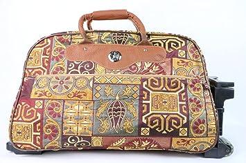 Amazon.com   -Hand Woven Tapestry Travel Bag-Roller Travel Bag-Kilim Luggage-Carpet  Bag-Unisex   Baby 86b8d7e36d2c7
