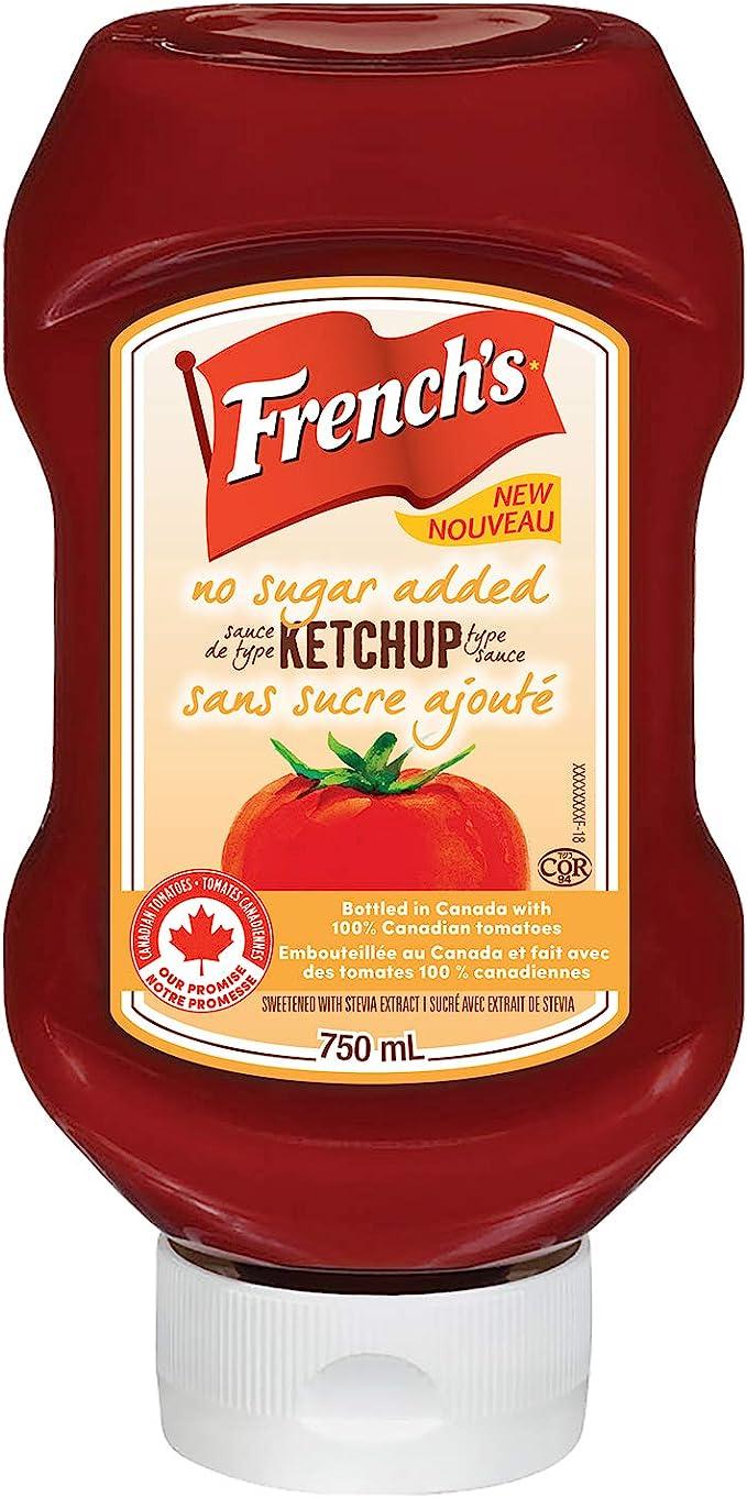ketchup ok on keto diet?