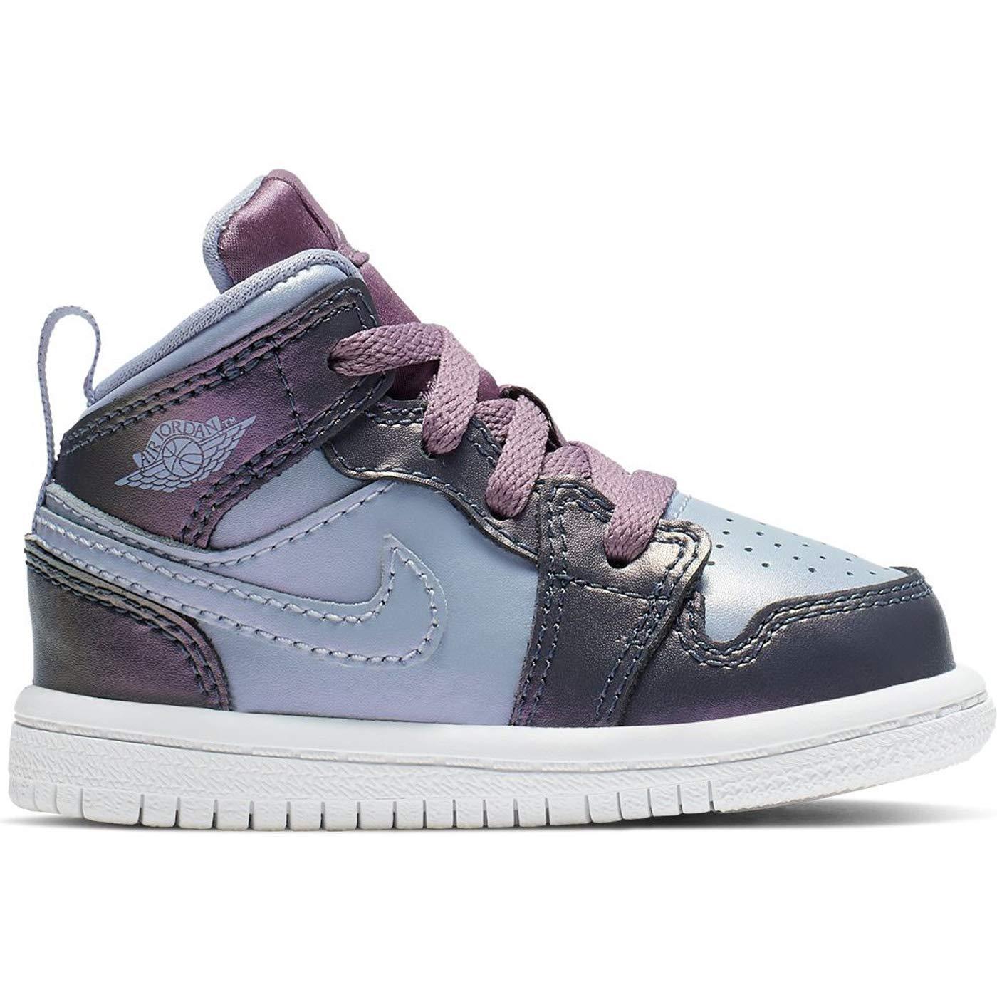 sale retailer 46030 488bc Amazon.com   Nike Jordan 1 Mid Se (td) Toddler Av5172-400 ...